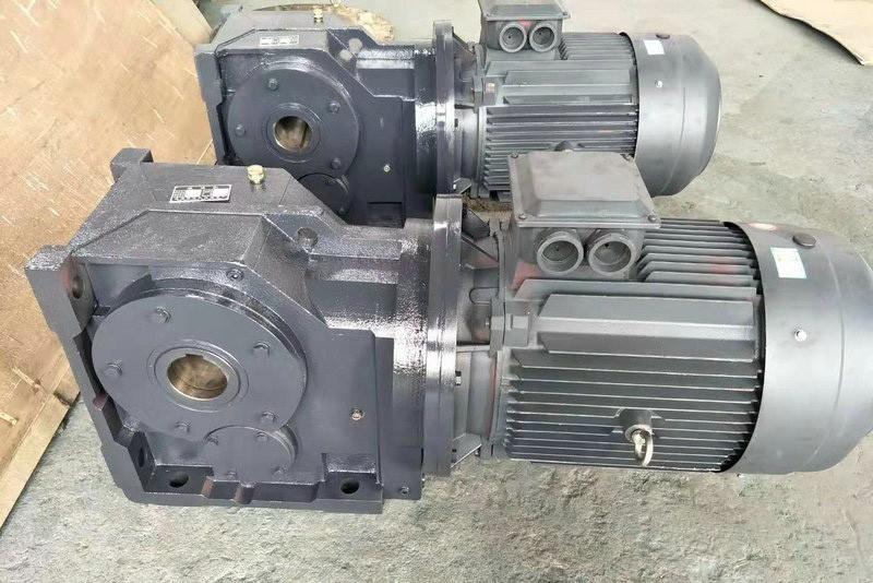 搅拌站专用K轴装减速机